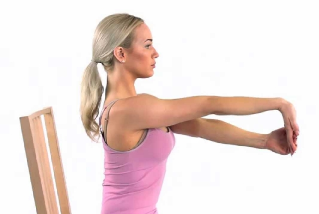 Wrist Flexion Stretch