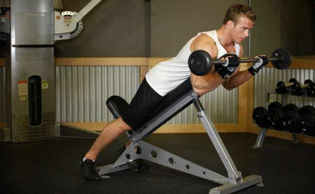 6 Best Bicep Exercises For Men Workouts To Build Biceps