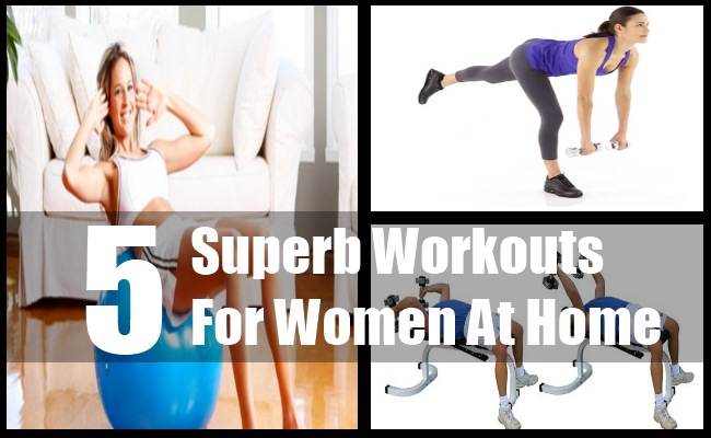 Superb Workouts For Women At Home