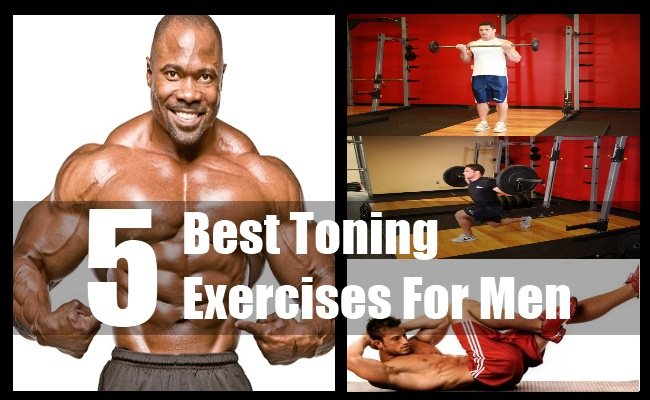 Toning Exercises For Men