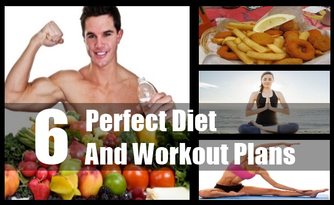 Diet And Workout Plans