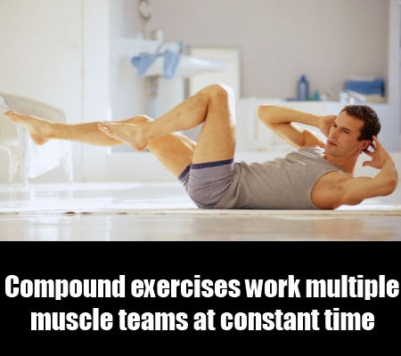 Mix Exercises To Gain Muscles