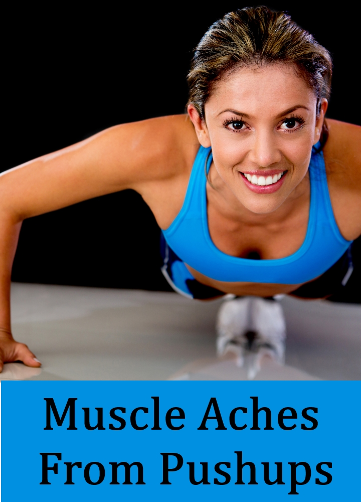 Muscle Aches From Pushups