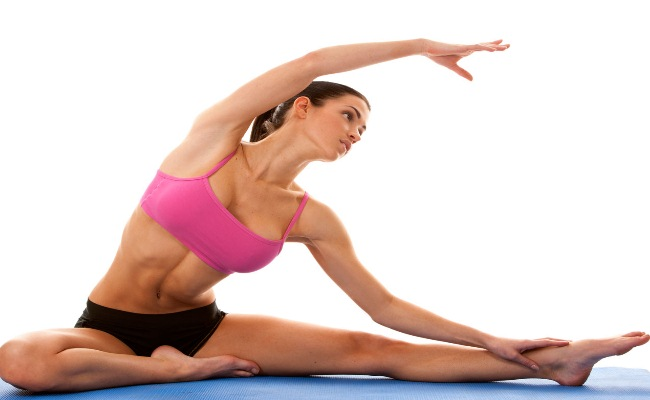 Warm Up Allows Fluid Muscle Movement