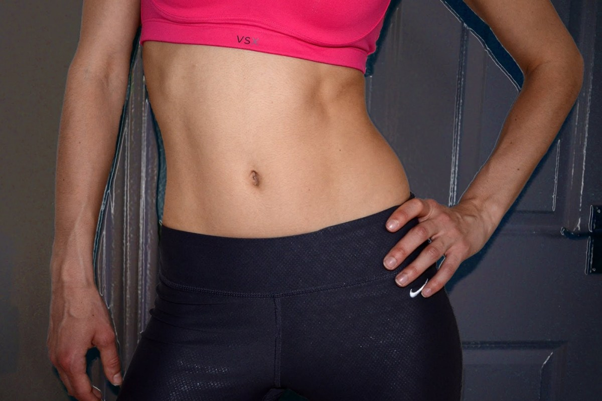 7 Exercises To Get Rid Of Love Handles