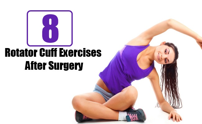 Best Rotator Cuff Exercises After Surgery