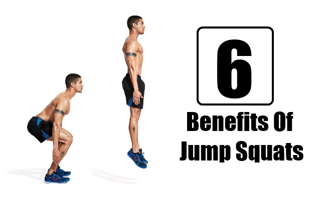6 Benefits Of Jump Squats