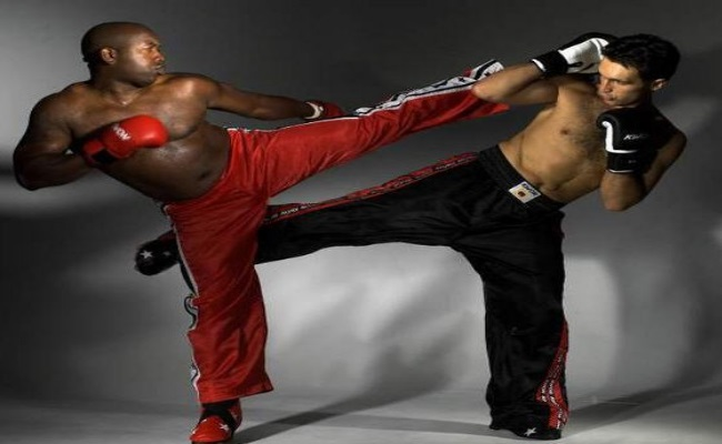 Kicks In Kickboxing