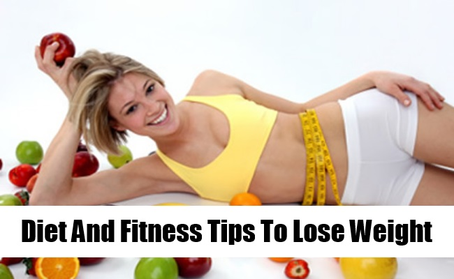 Diet And Fitness Tips To Lose Weight In A week