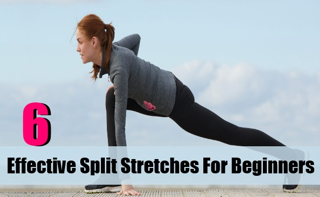 Effective Split Stretches For Beginners