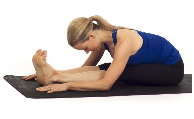 Forward Bend Seated