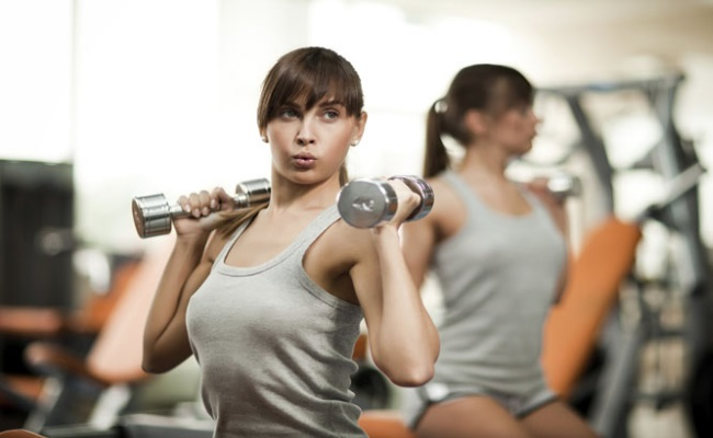 Women Do Not Require Weight Lifting Exercise