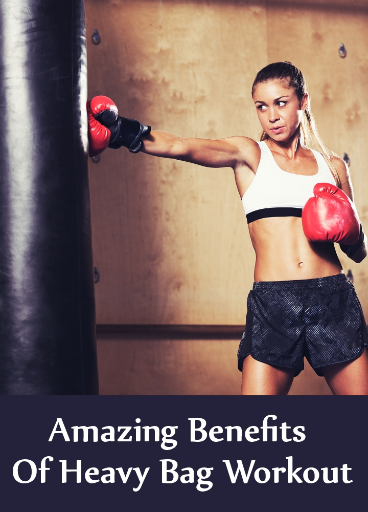 Amazing Benefits Of Heavy Bag Workout