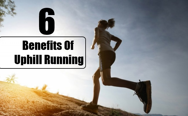 Benefits Of Uphill Running