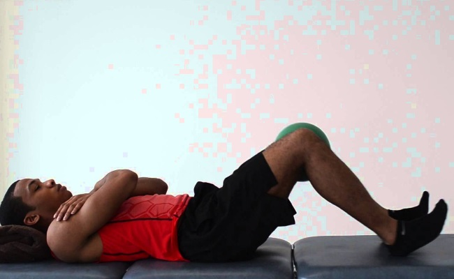 Adductor Squeeze