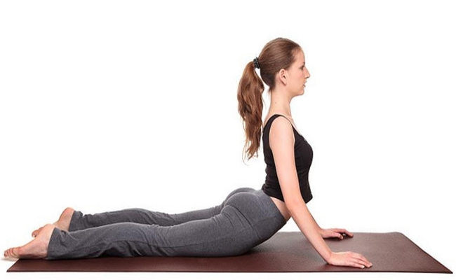 Cobra Pose Exercise