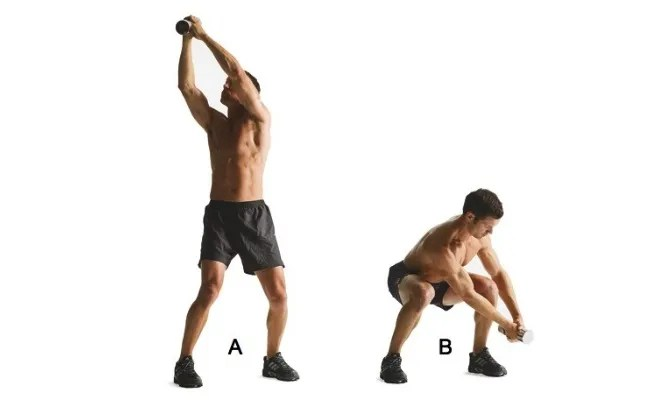 What Are Wood Chop Exercises