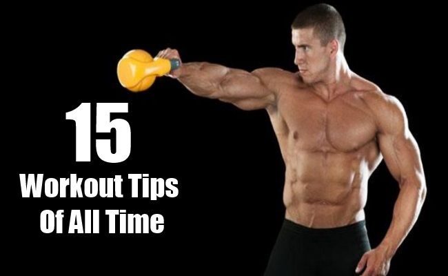 Workout Tips Of All Time