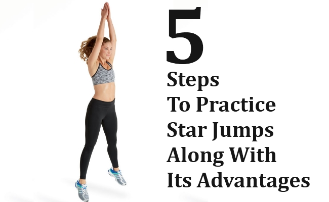 Steps To Practice Star Jumps Along With Its Advantages