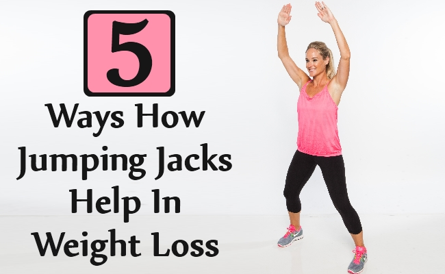 Ways How Jumping Jacks Help In Weight Loss