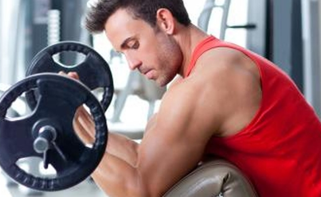 Biceps And Triceps Exercise