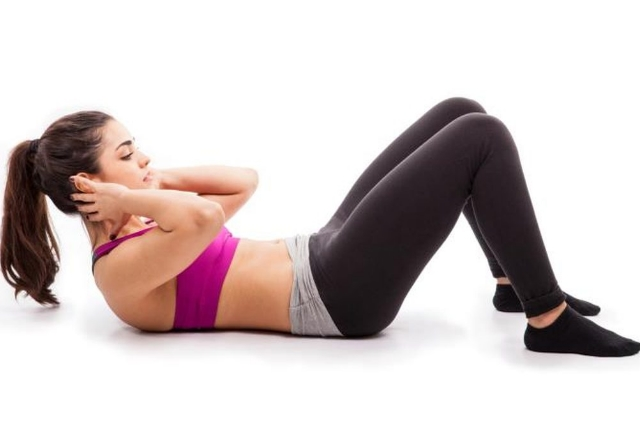Crunches,Sit Ups