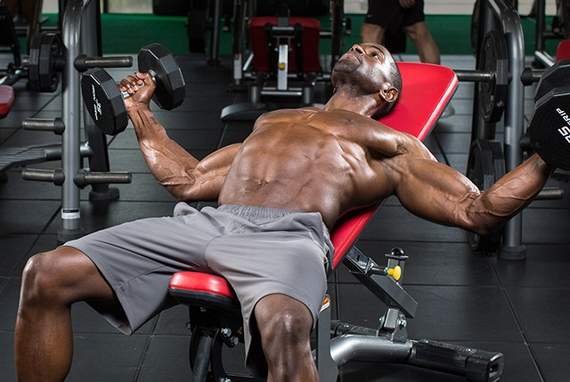 Mass-Building Middle-Chest Workout