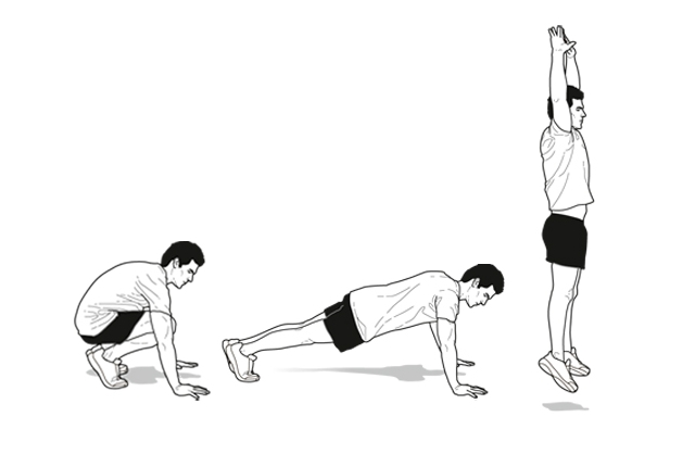 30 Minute Circuit Training Workout You Can Do At Home