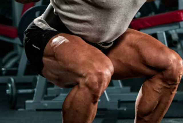 Build Strong Legs