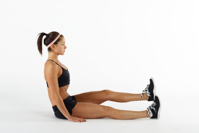 Leg Lifts - Seated