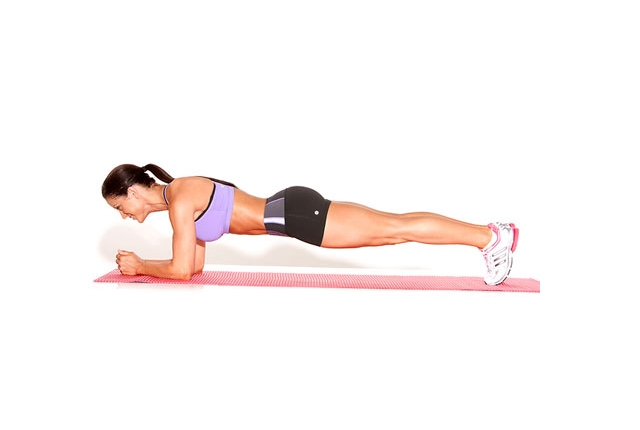 Moving Plank