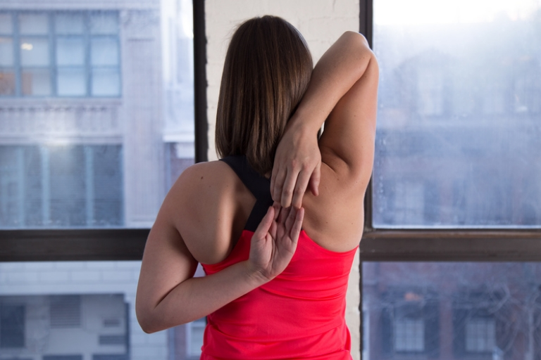 5 Exercises For Tight Muscles Under Armpit For Flexibility