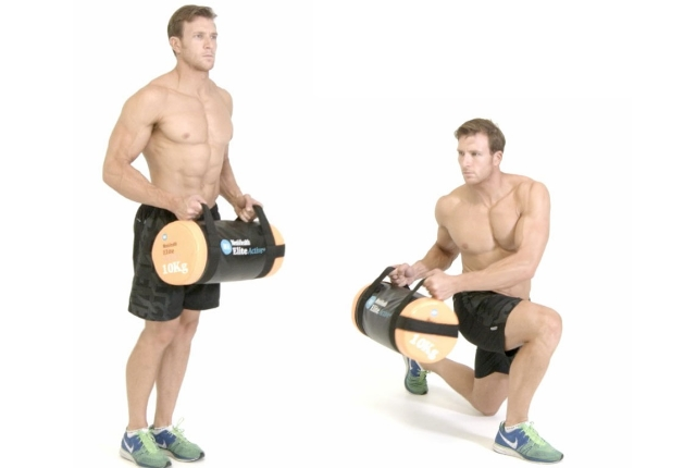 rotational-lunge