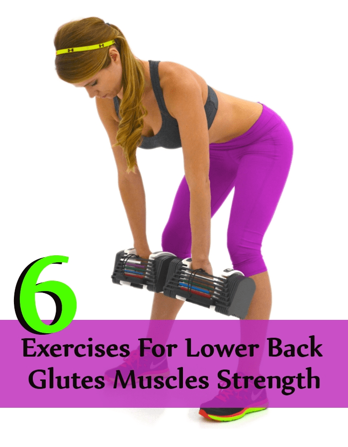Glutes Muscles Strength