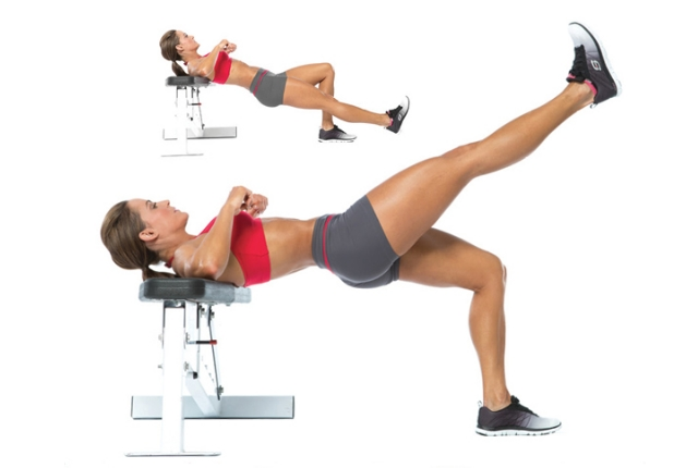 Single-Leg Hip Thrust