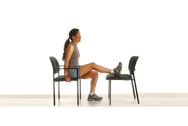 Chair Knee Extension