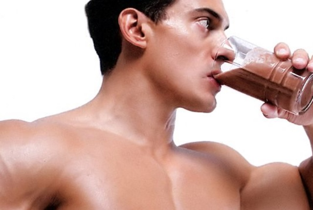 Have A Glass Of Chocolate Milk