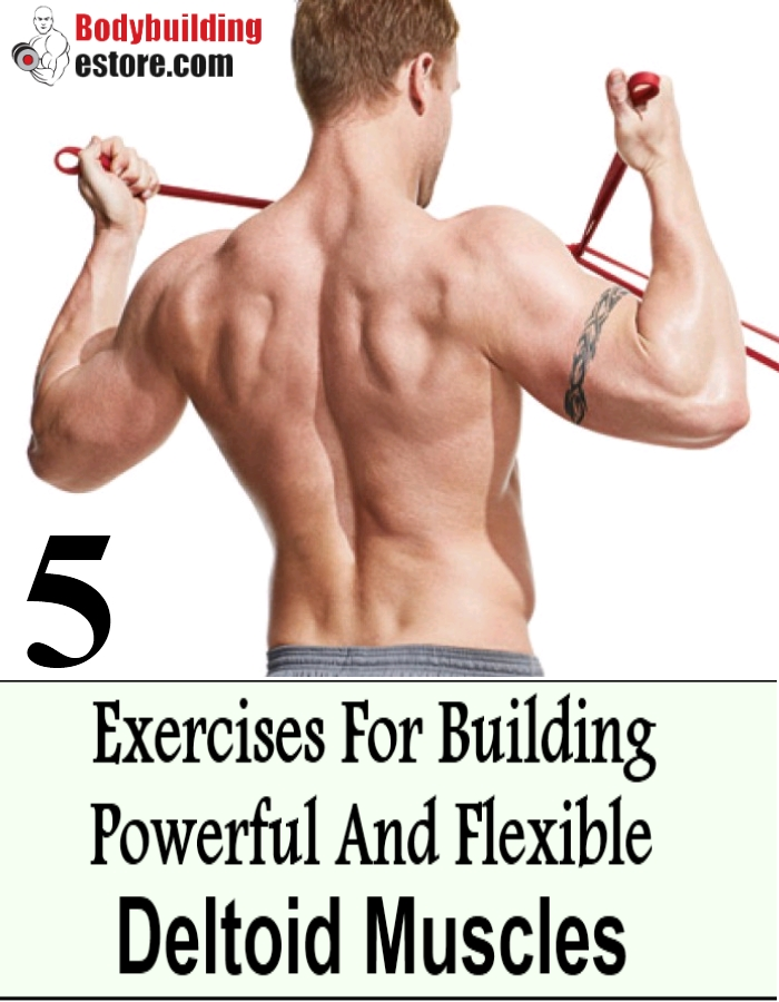 5 Exercises For Building Powerful