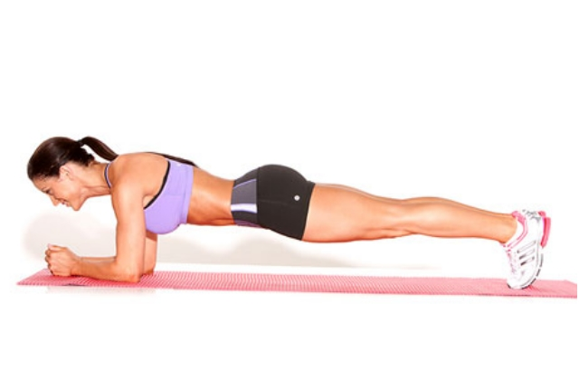 Awesome Planks