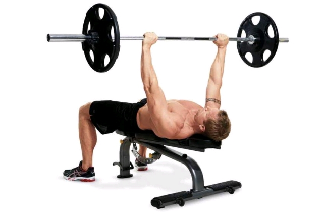Cool Free Weight Row