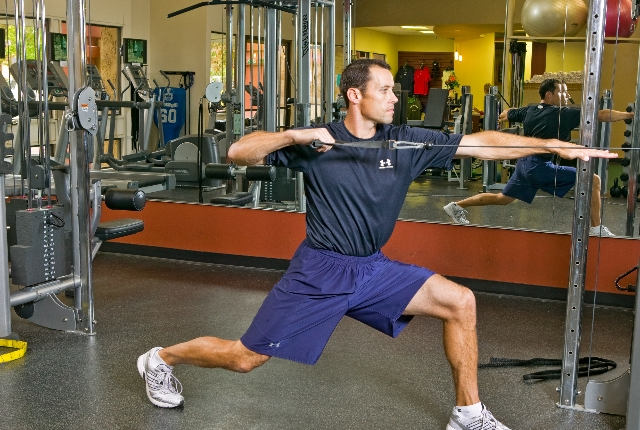 Tight Core Rotations: