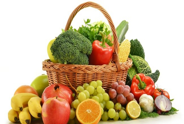 Include Antioxidants Rich Fruits And Vegetables