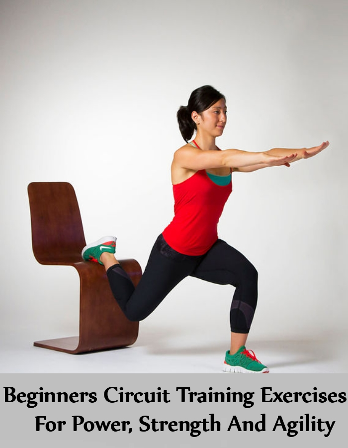 5 Beginners Circuit Training Exercises For Power, Strength And Agility