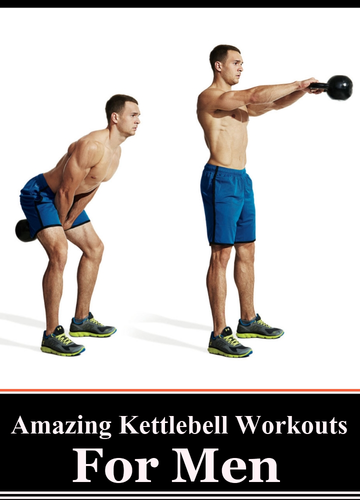 9 Amazing Kettlebell Workouts For Men