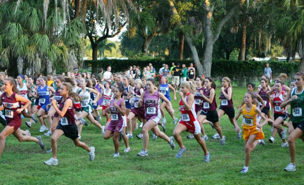 join groups to start running