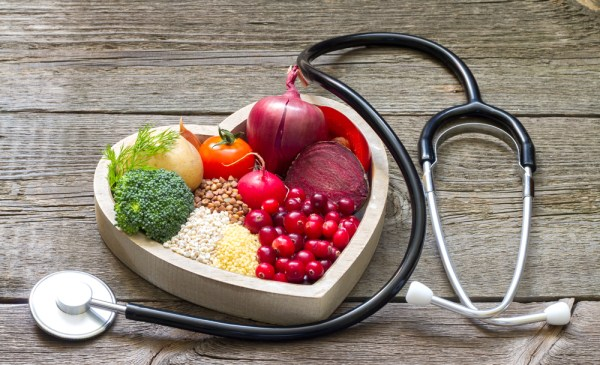 balance meal for healthy heart