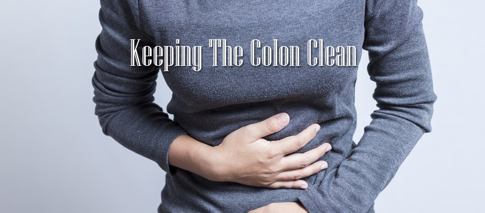 keeping the colon clean