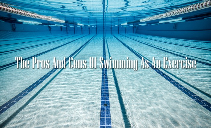 The Pros And Cons Of Swimming As An Exercise - Body by ...