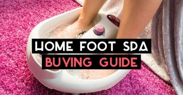 Home Foot Spas guide