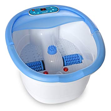 6. Ivation Foot Spa Massager